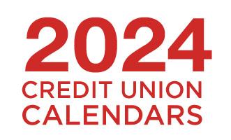 Credit Union Calendars